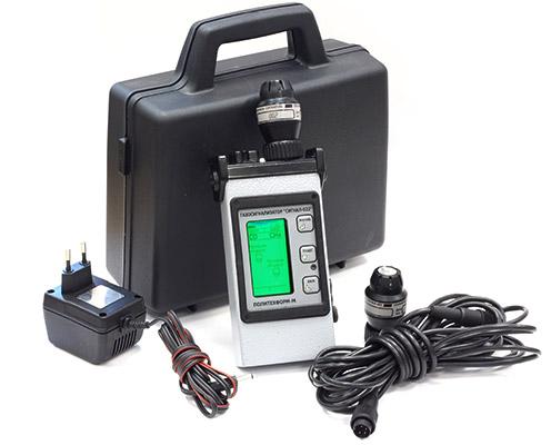 Переносной газосигнализатор